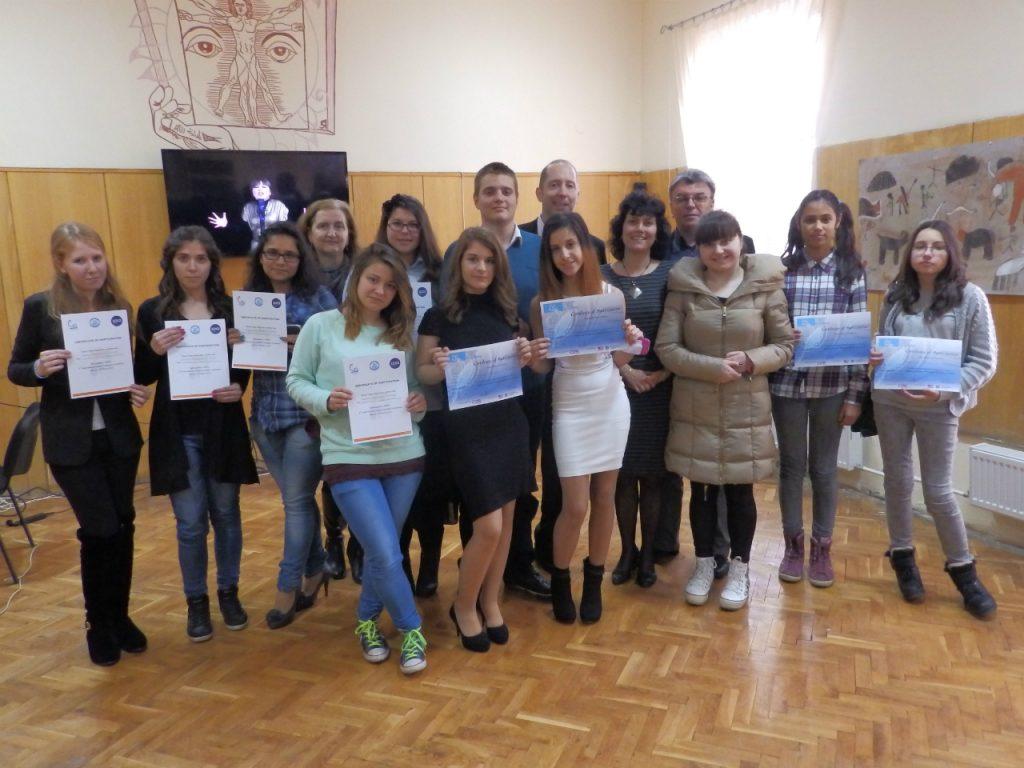 Посещение на аташе по културни и образователни въпроси към Посолството на САЩ в България