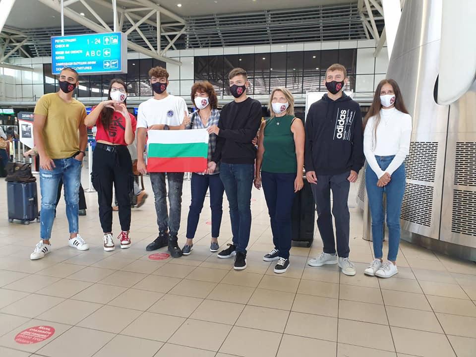 Гостуване на ученици и учители от 128 СУ в Полша
